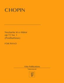 ChopinNocturne in e minor