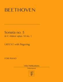 Beethoven Sonata No. 5